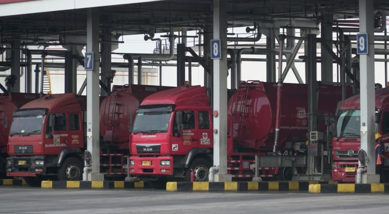 Fuel Fleet management EPN 2
