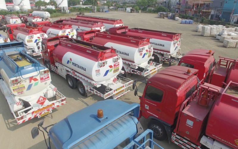 Fuel Fleet Management Elnusa Petrofin